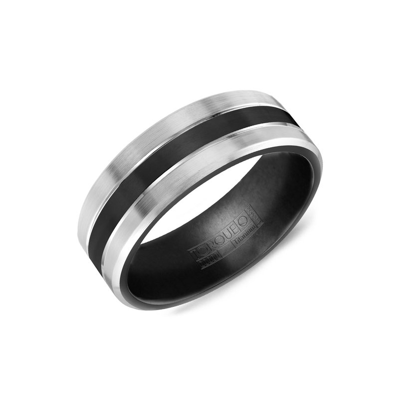 Torque Torque Men's Fashion Ring TI-0064