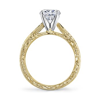 MARS 13256HE Solitaire Engagement Ring