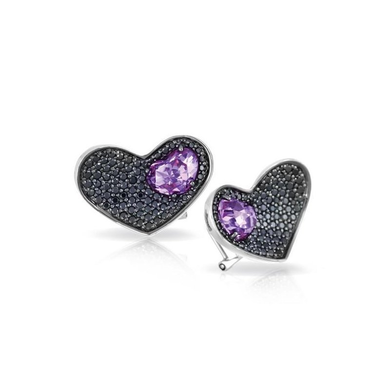 Belle Etoile Heart In Mine Earrings
