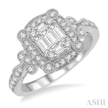 fusion diamond ring
