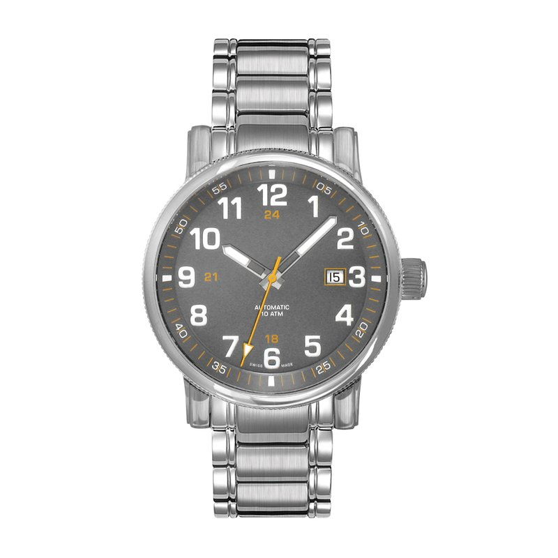 Jerrick's Timepieces m8101wb-gry