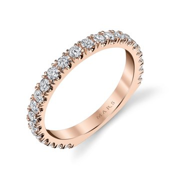 MARS Jewelry - Wedding Band 26562B
