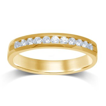 14K  0.36Ct    Diamond Band