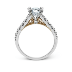 Simon G LP2356 ENGAGEMENT RING