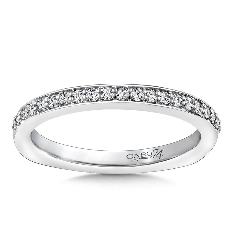 Caro74 Wedding Band (.19 ct. tw.)