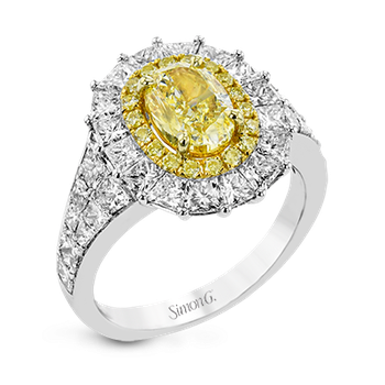 LR2924 ENGAGEMENT RING