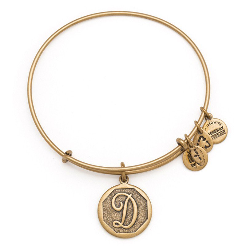 Alex and Ani INITIAL D EWB, RG