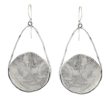 Nomad Earrings - Sterling Silver