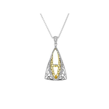 Tower Gateway Pendant Small