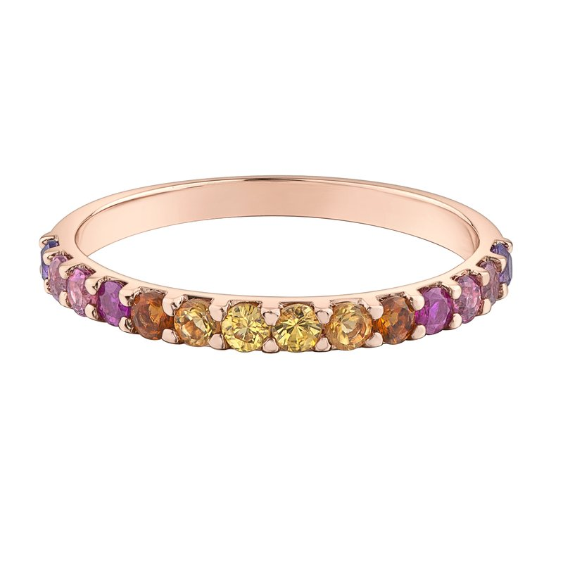 Timeless Beauty Amethyst Ladies Ring