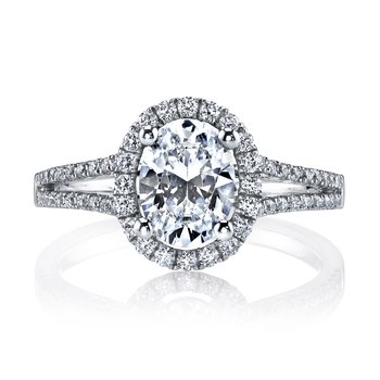 MARS Jewelry - Engagement Ring 25477
