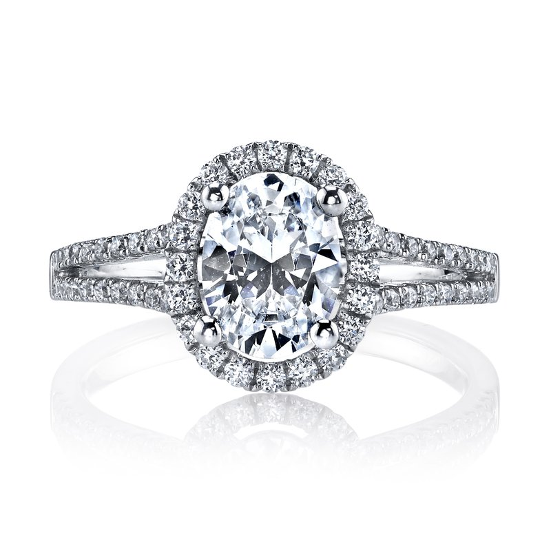 MARS Jewelry 25477 Diamond Engagement Ring 0.41 ct tw