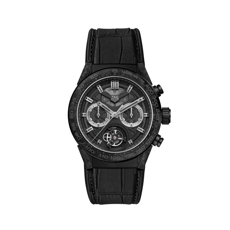 Tag Heuer - USD CARRERA CALIBRE HEUER 02 Tourbillon