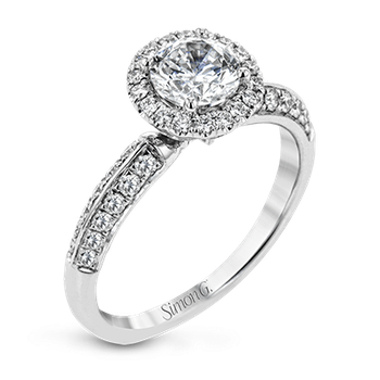 LR2139 ENGAGEMENT RING
