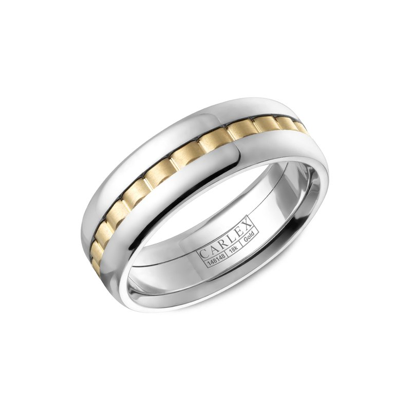 Carlex Carlex Generation 3 Mens Ring CX3-0049YW