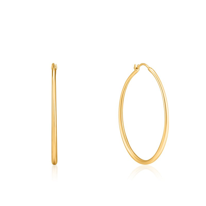 Ania Haie Luxe Hoop Earrings