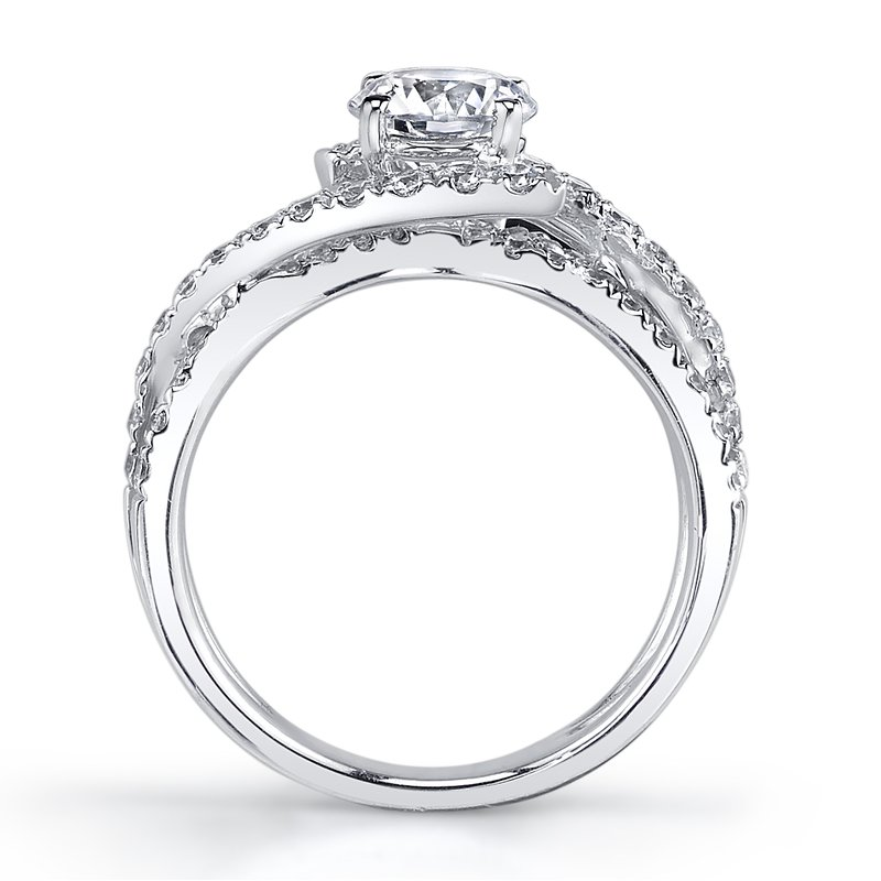 MARS Jewelry - Engagement Ring 25609