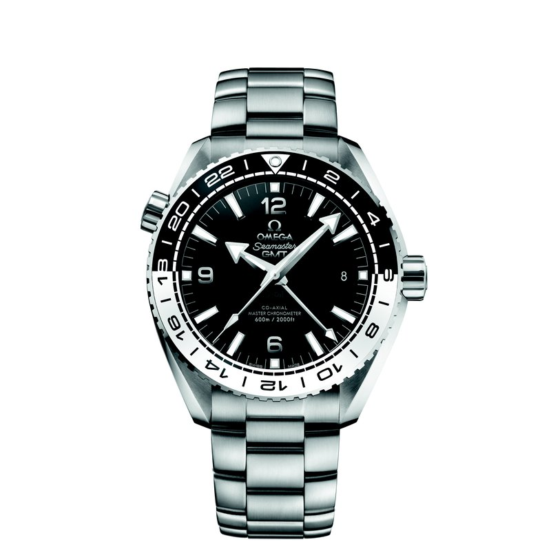 Omega Seamaster Planet Ocean 600M Omega Co-axial Master Chronometer GMT 43.5 mm
