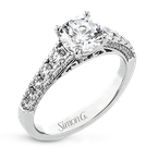 Simon G LR2761 ENGAGEMENT RING