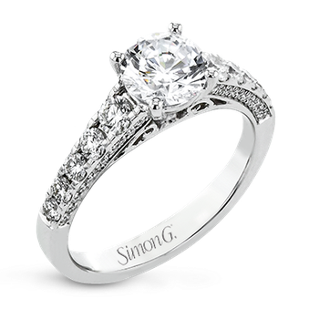 LR2761 ENGAGEMENT RING