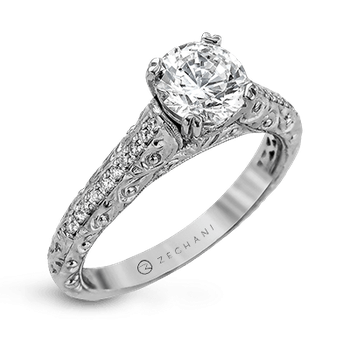 ZR1070 ENGAGEMENT RING