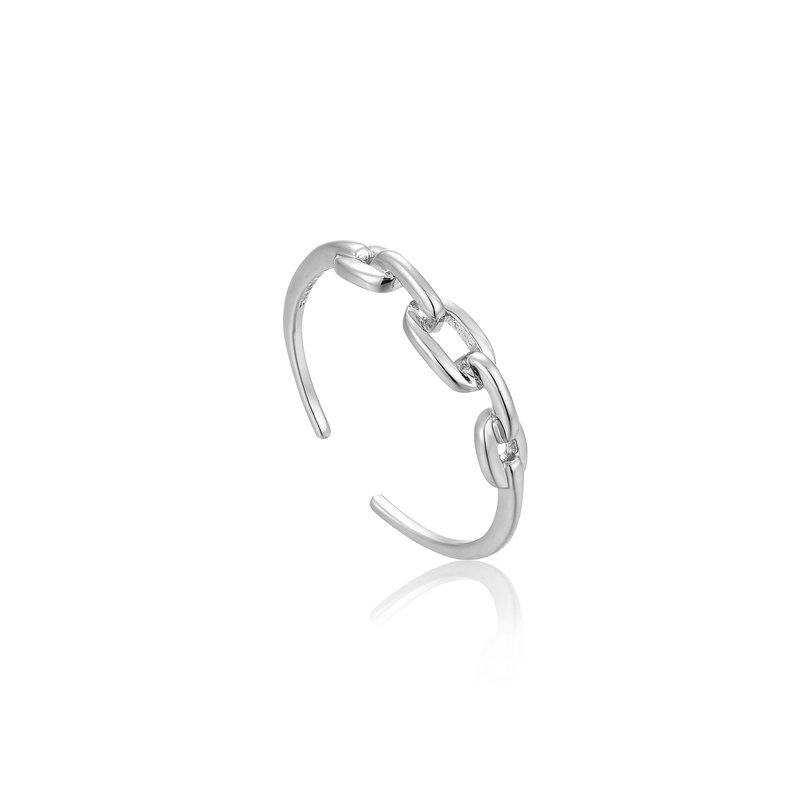 Ania Haie Links Adjustable Ring