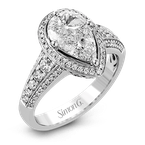 Simon G MR2651 ENGAGEMENT RING