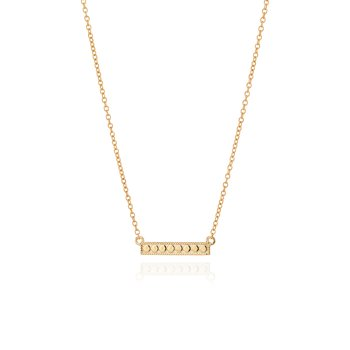 Medium Bar Necklace