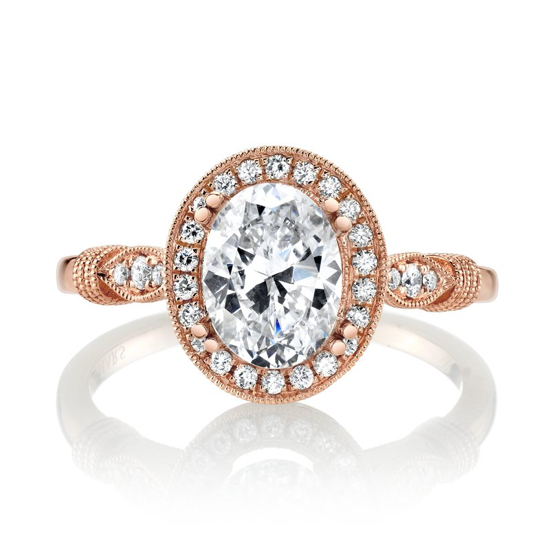 MARS Jewelry MARS 27124 Engagement Ring, 0.15 Ctw.