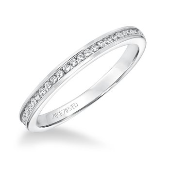 ArtCarved Maura Wedding Band