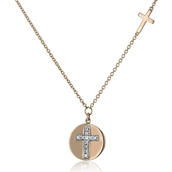 ZP912 CROSS PENDANT