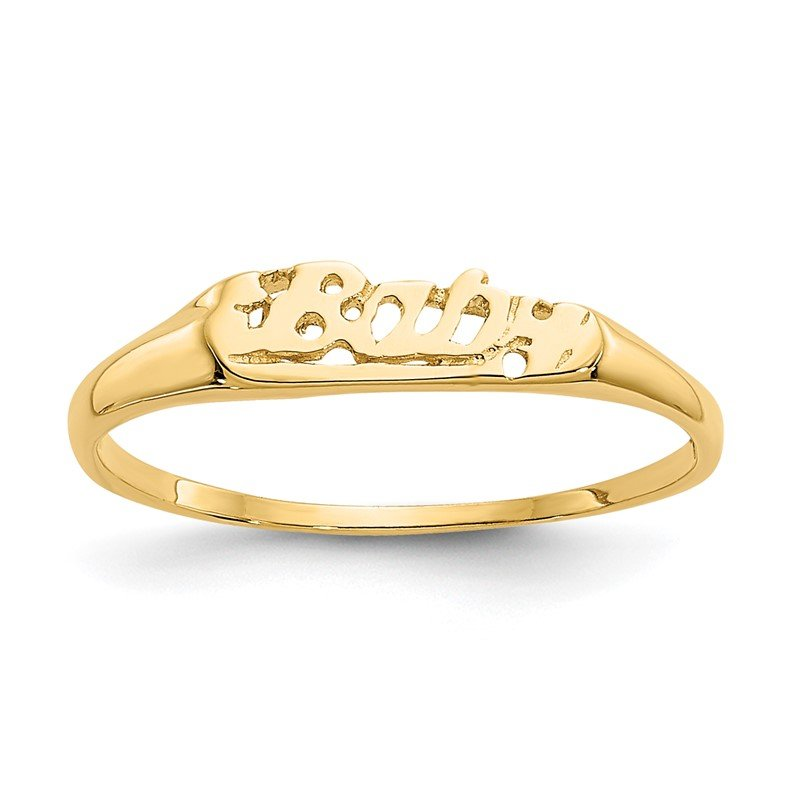 Quality Gold 14k Madi K Baby Ring