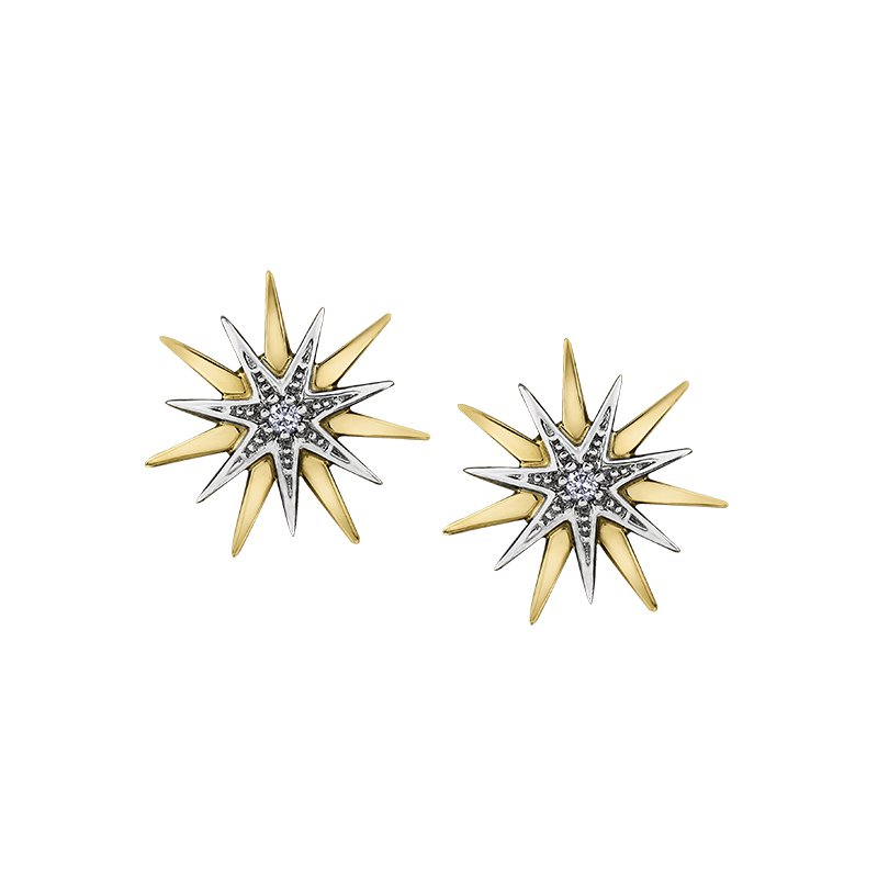 Diamond Wishes Diamond Earring