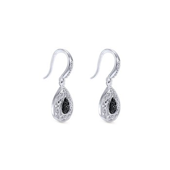 925 Silver Mediterranean Earrings