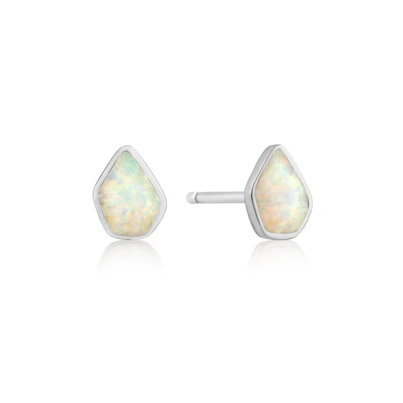 Ania Haie Opal Colour Stud Earrings