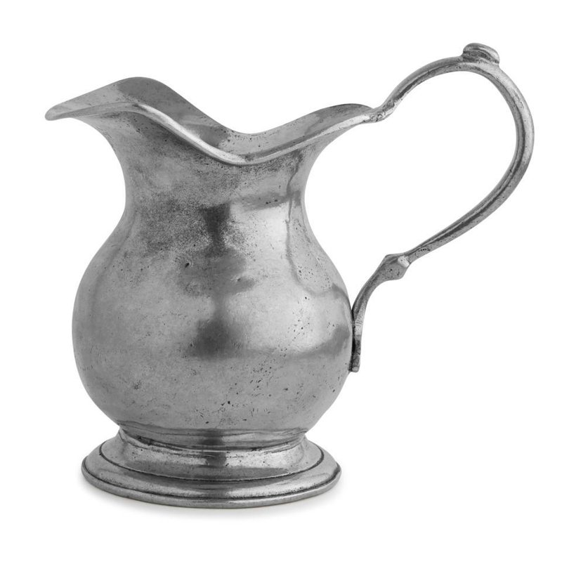 Arte Italica Fluted Pitcher