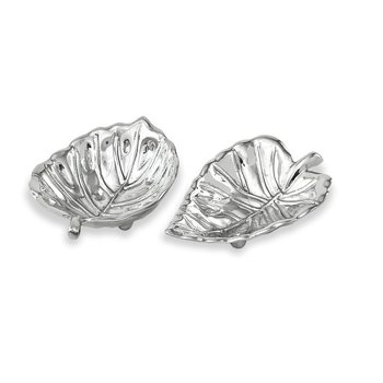 Garden leaf bowl set
