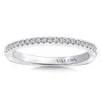 Valina Wedding Band (0.131ct. tw.)