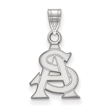 Gold Arizona State University NCAA Pendant
