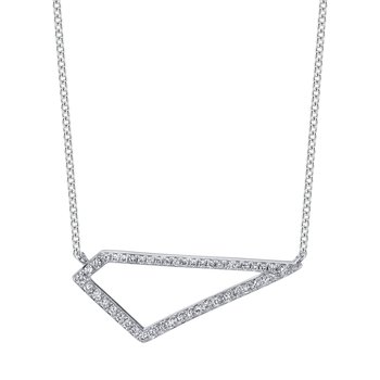 MARS 26848 Fashion Necklace, 0.13 Ctw.