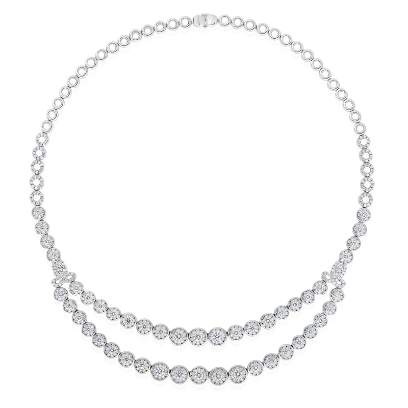 Roberto Coin Necklace With Diamonds