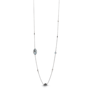 Stackable Gemstone Chain