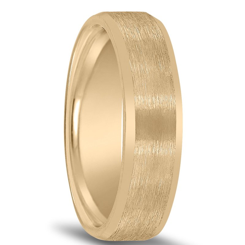 Colors Collection Wedding Band N01025 by Novell