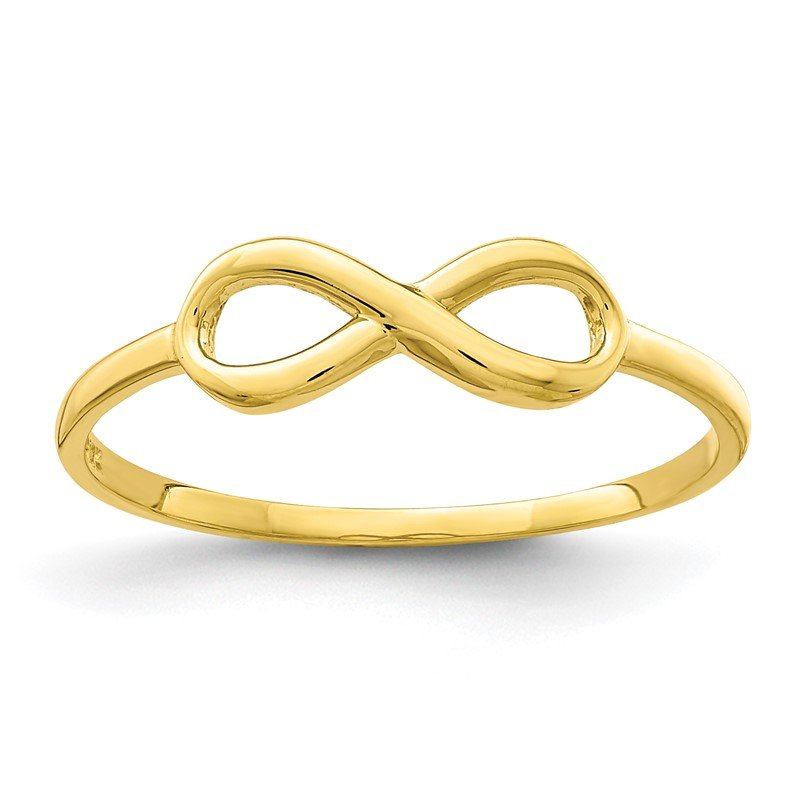 Quality Gold 10K Ininfity Ring