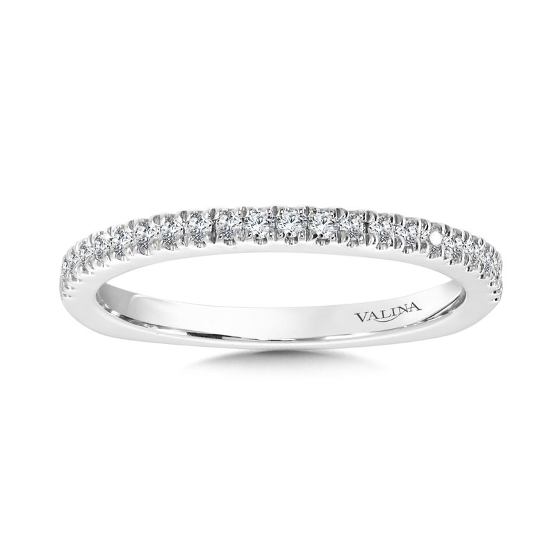 Valina Diamond and 14K White Gold Wedding Ring (0.17 ct. tw.)