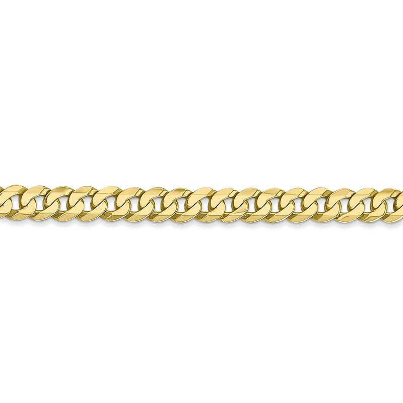 Leslie's Leslie's 10K 4.6mm Flat Beveled Curb Chain