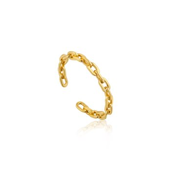 Chain Adjustable Ring