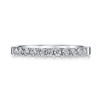 MARS FCP 1/3 Diamond Wedding Band, 0.33 Ctw.
