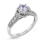 Zeghani ZR896 ENGAGEMENT RING