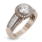 Zeghani ZR1134 ENGAGEMENT RING